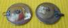 Click to view larger image of Pr. of Lg. Early Matching Buttons w/Clowns (Image2)