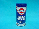 Gulf Rubber Patching Kit Tin