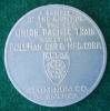 Click to view larger image of 1934 Union Pacific Aluminum Coin (Image2)