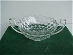 "Click here to enlarge image and see more about item df62: American Fostoria 8 1/2"" Handled Bowl"