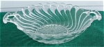 Click here to enlarge image and see more about item df65: Fostoria Colony Handled Serving Bowl