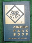 Click to view larger image of 50's Cubmaster Pack Book (Image1)
