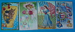 Patriotic Postcard Collection