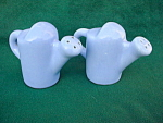 Pr. of Watering Can S&P Shakers