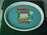 Click to view larger image of Maxwell House Coffee Adver. Tray (Image1)