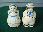 Shawnee Dutch Boy & Girl S&P Set