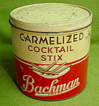 Click to view larger image of Old Bachman Cocktail Stix Tin (Image1)