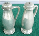 Pr. of Pewter S&P Shakers
