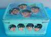 Click to view larger image of 1965 Aladdin Beatles Lunch Box w/Thermos (Image5)