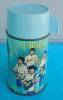 Click to view larger image of 1965 Aladdin Beatles Lunch Box w/Thermos (Image8)