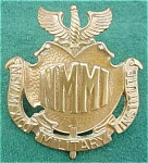 New Mexico Military Institute Hat Pin