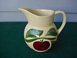 Watt Apple Pitcher #62