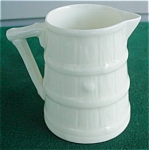 Click to view larger image of Royal Worcester Sm. Handled Pitcher (Image1)
