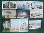 Early Washington D.C. Postcard Collection