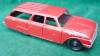 Click to view larger image of Lg. Tootsie Toy Red Station Wagon (Image2)