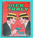 Big Little Book: Dick Tracy Encounters Facey