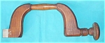 Early Carpenter's Wood Brace