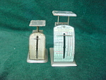Click to view larger image of Pr. of Old Postal Scales (Image1)