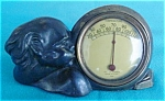 Click here to enlarge image and see more about item dw8: McClelland Barclay Fig. Head Desk Thermometer