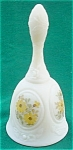 Click here to enlarge image and see more about item eg15: Lovely, Hand Painted Fenton Bell
