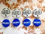 UMWA Mine Workers Union Pinbacks