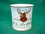 Early, BPOE Elks Shaving Mug