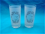 Click here to enlarge image and see more about item i229: (2) 1st Annual Imperial  Festival Tumblers