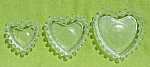 Candlewick 3 Pc. Heart Tid Bit Set