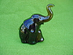 Imperial Glass Animal Elephant