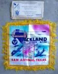 Lackland AFB Pillow Case Cover San Antonio