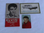 Click here to enlarge image and see more about item mus1: ELVIS PRESLEY PAPER COLLECTION