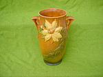 """Click to view larger image of Lg. Roseville 12"""" Clematis Vase (Image1)"""