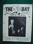 Lloyd E. Jones The Bat 1949 Magic Magazines