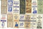 Click to view larger image of Matchbooks Ohio Political Elections (Image2)