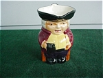 "Click to view larger image of Staffordshire 4"" Toby Mug (Image1)"