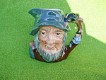 Click to view larger image of Rip Van Winkle Royal Doulton Mug (Image1)
