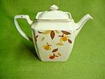Click to view larger image of Jewel Tea Newport Tea Pot (Image1)