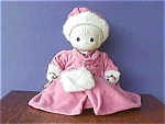 Click here to enlarge image and see more about item PMD208: Precious Moments Doll Connie