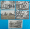 Click to view larger image of 1930's Monticello Thomas Jefferson Postcards (Image2)