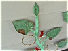 Click to view larger image of 1950's Iron Tree Branch w/Bird Plant Holders (Image2)