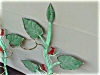 Click to view larger image of 1950's Iron Tree Branch w/Bird Plant Holders (Image3)