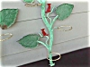 Click to view larger image of 1950's Iron Tree Branch w/Bird Plant Holders (Image5)