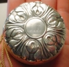 Click to view larger image of Vintage & Ornate 1930's Gorham Sterling Yo-Yo (Image2)