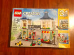 Lego Creator 3 in 1 Toy & Grocery Shop