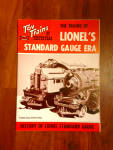 Click to view larger image of Booklet History of Lionel Standard Gauge (Image1)
