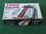 1960's 1968 Corvette Stingray Model Kit