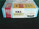Click to view larger image of 60s Unassembled Pyro H.M.S. Bounty Ship Mode (Image1)