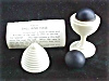 Click to view larger image of Adams Ball & Vase Magic Trick w/Box & Instruc (Image2)