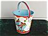 Click to view larger image of Exc. Chein Circus Theme Child's Sand Pail (Image3)