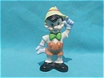 "Click to view larger image of 4 3/4"" Porcelain Pinnochio Figure (Image1)"
